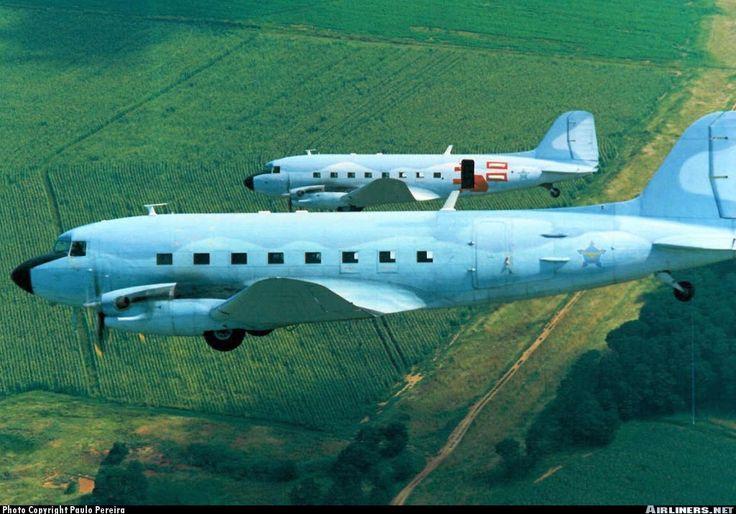 012 Aero Modifications Douglas C-47TP Turbo Dak - In Flight SA 1994