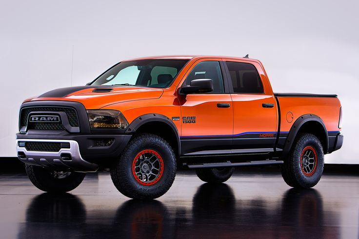 Dodge Ram Rebel X 1500 Concept. http://briggsdodge.com/blog/ram-rebel-x-concept-off-road-capabilities/ and/or http://boldride.com/ride/2016/ram-rebel-x/image/2