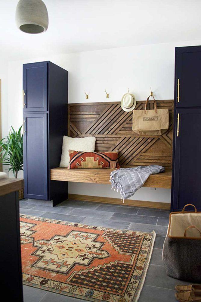 Before & After: A Modern Laundry Room Makeover for an Ohioan's Childhood Home   Design*Sponge   Bloglovin'