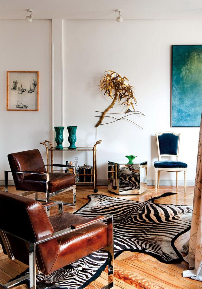 612 Best Home Decor Images On Pinterest  Spaces Apartments And Fair Zebra Dining Room Chairs Review