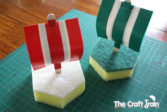 Craftaholics Anonymous® | Summer Outdoor Crafts for Kids
