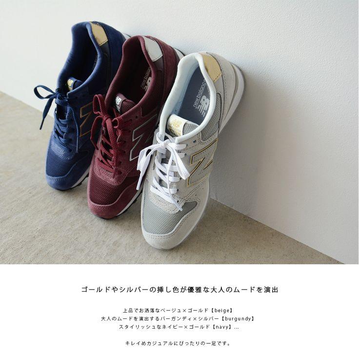 【楽天市場】ブランド別> 【N】> new balance(ニューバランス)> WR996/ヘリテイジモデル スニーカー:Crouka(クローカ)