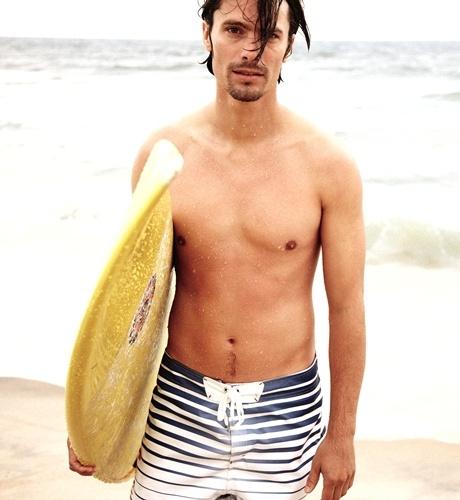 M's Axel Swim Shorts