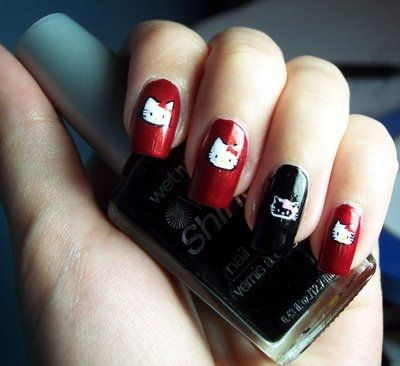 Google Image Result for http://socialcafemag.com/wp-content/uploads/2011/11/Hello-Kitty-Nail-Art.jpg
