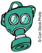 Image result for gas masks ww1 clipart