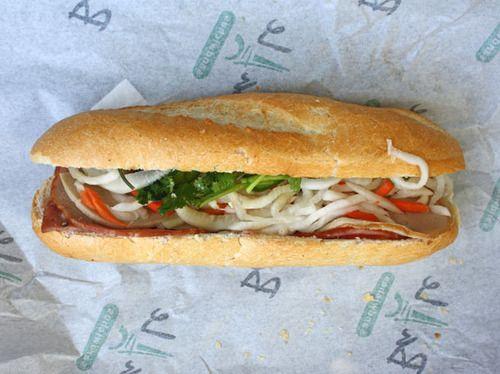 The Best Bánh Mì in Chicago