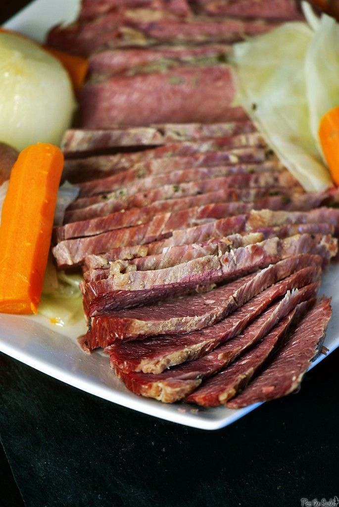 Corned Beef and Cabbage (in case I ever want to eat Corned Beef and ...