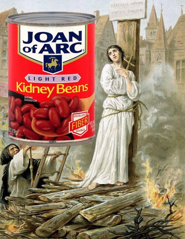 Joan of arc light red kidney beans food amp drink pinterest