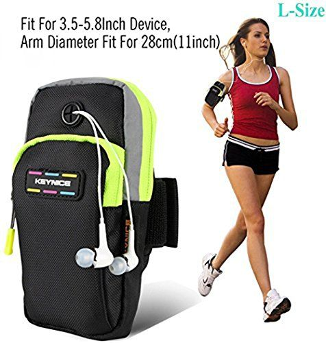 """Cell Phone Sports Armband,Keynice Multifunctional Pockets Workout Running ArmBag for iphone 7 iphone 7 plus iphone6,6plus,6s Plus,5,5s,Galaxy S6,S5,S4,S3,Note 2 3 4 and all 3.5~5.8"""" smartphone #Cell #Phone #Sports #Armband,Keynice #Multifunctional #Pockets #Workout #Running #ArmBag #iphone #plus #iphone,plus,s #Plus,,s,Galaxy #S,S,S,S,Note #.~."""" #smartphone"""