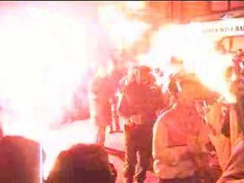 Lewes Firework display