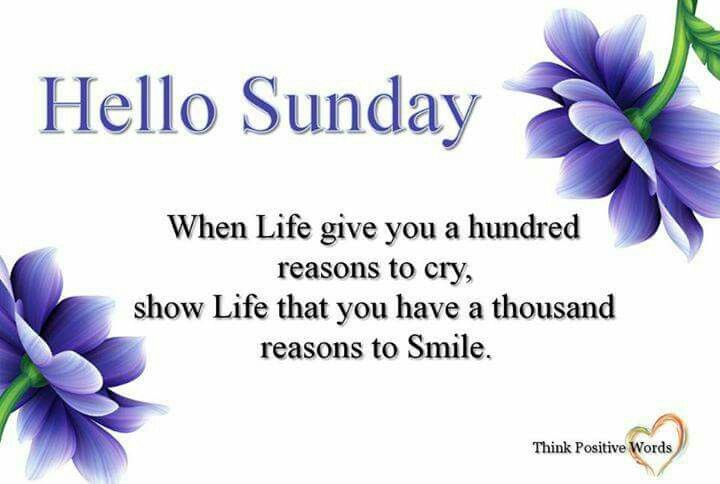 16 Best Sunday Blessings, Quotes & Coffee Images On