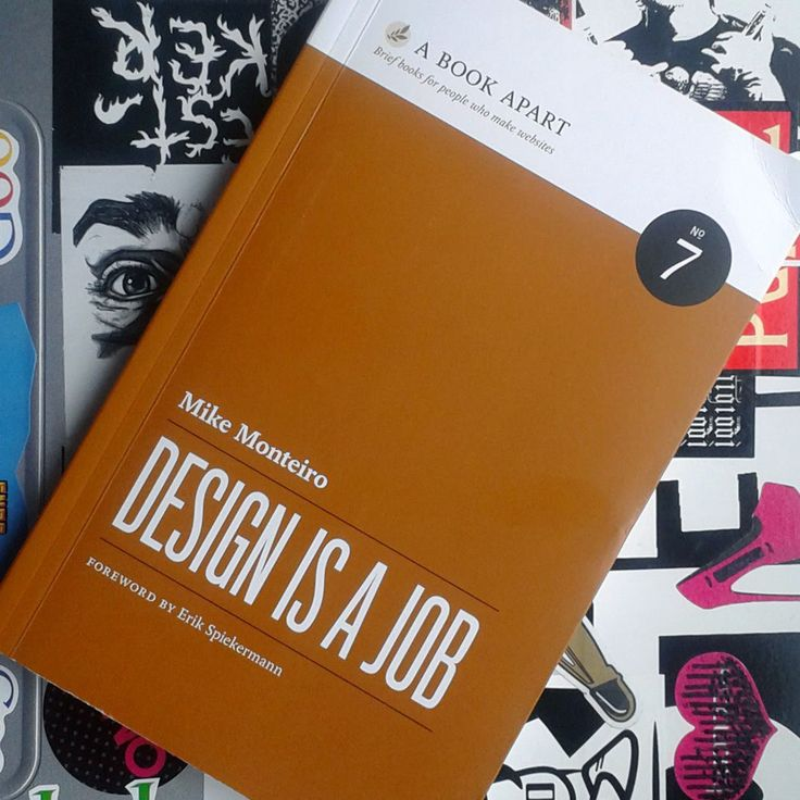 Book review of 'Design is a Job' by Mike Monteiro. I thought it would benefit me…