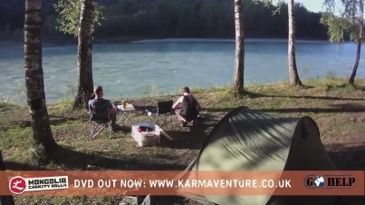 Check out the Karmaventure's video of their epic 10,000km road trip to Mongolia for charity! You can buy it on their website!