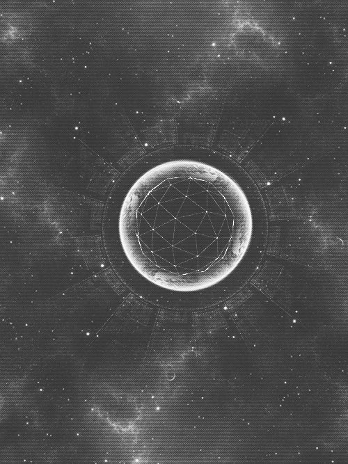 """"""" wisdom is like a bottomless pond. You throw stones in and they sink into darkness and dissolve. """"- Amy Tan (Sacred Geometry)"""