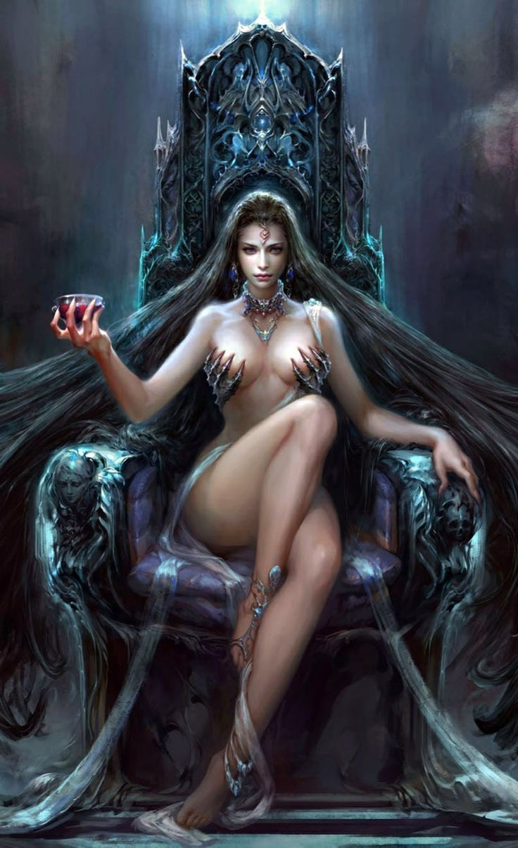 All Legend of cryptids dark queen guinevere remarkable, very