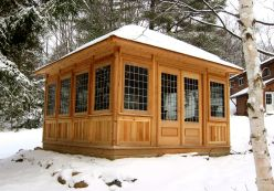 Coventry Studio Kits | Small Garden Houses | Summer Garden House Designs & Plans