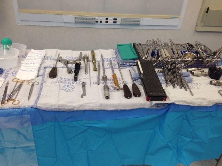 tfn  hip nail pinning  back table  orthopedic surgery