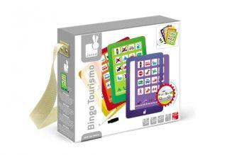 Bingo spel voor tijdens het reizen | Villa Kakelbont / Bio, eco & fairtrade voor kleine trendsetters!