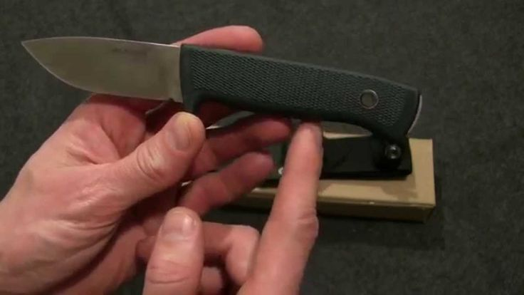 Some Finnish views on KNV3 in this Knife Review