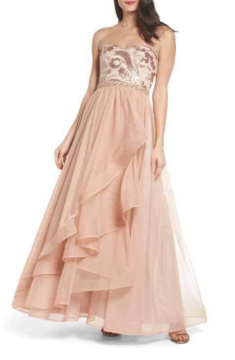 Nordstrom Juniors Prom Dresses 2018