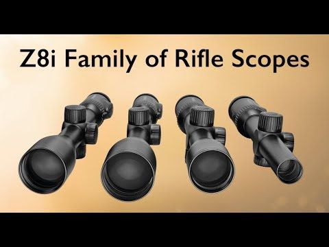 VIDEO EXCLUSIVE: Swarovski's Z8i Rifle Scope Does It All | By Shari LeGate | With an 8x Zoom and a customizable ballistic turret, Swarovski's Z8i rifle scope is so versatile, it's perfect in any situation. | © GUNS Magazine 2017