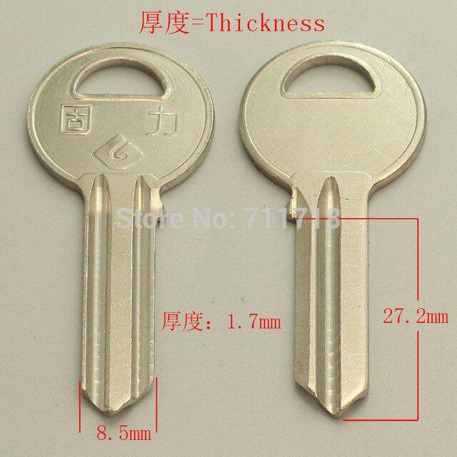 A230 Wholesale Locksmith Keymother Brass House Home Door Blank Empty Key Blanks Keys 25 Pieces Lot Review Key Blanks Home Doors Locksmith