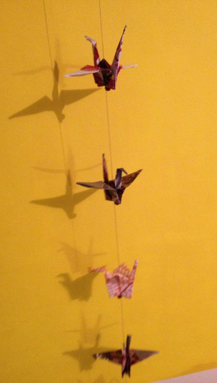 17 meilleures images propos de acm sur pinterest - Guirlande papier bonhomme ...