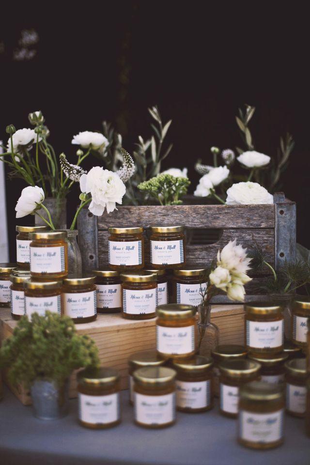 Alexa & Matt   Bash Please   Honey Gift Favors  Wedding Inspiration   The Cordelle