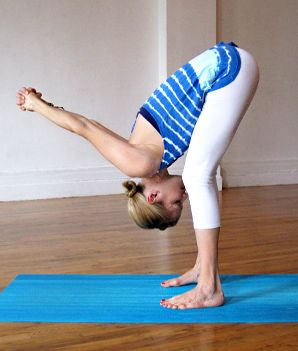 9 Yoga Poses to Open Your Shoulders by shape.com: Pick any three (or more if you have time) of these yoga moves, and your shoulders will drop, your chest will open, and your breath will start to come more easily and deeper. #Yoga #Shoulder_Openers