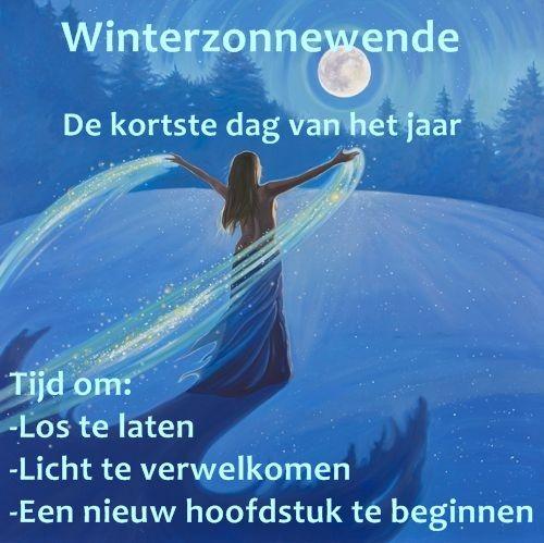 Winterzonnewende, de kortste dag van het jaar