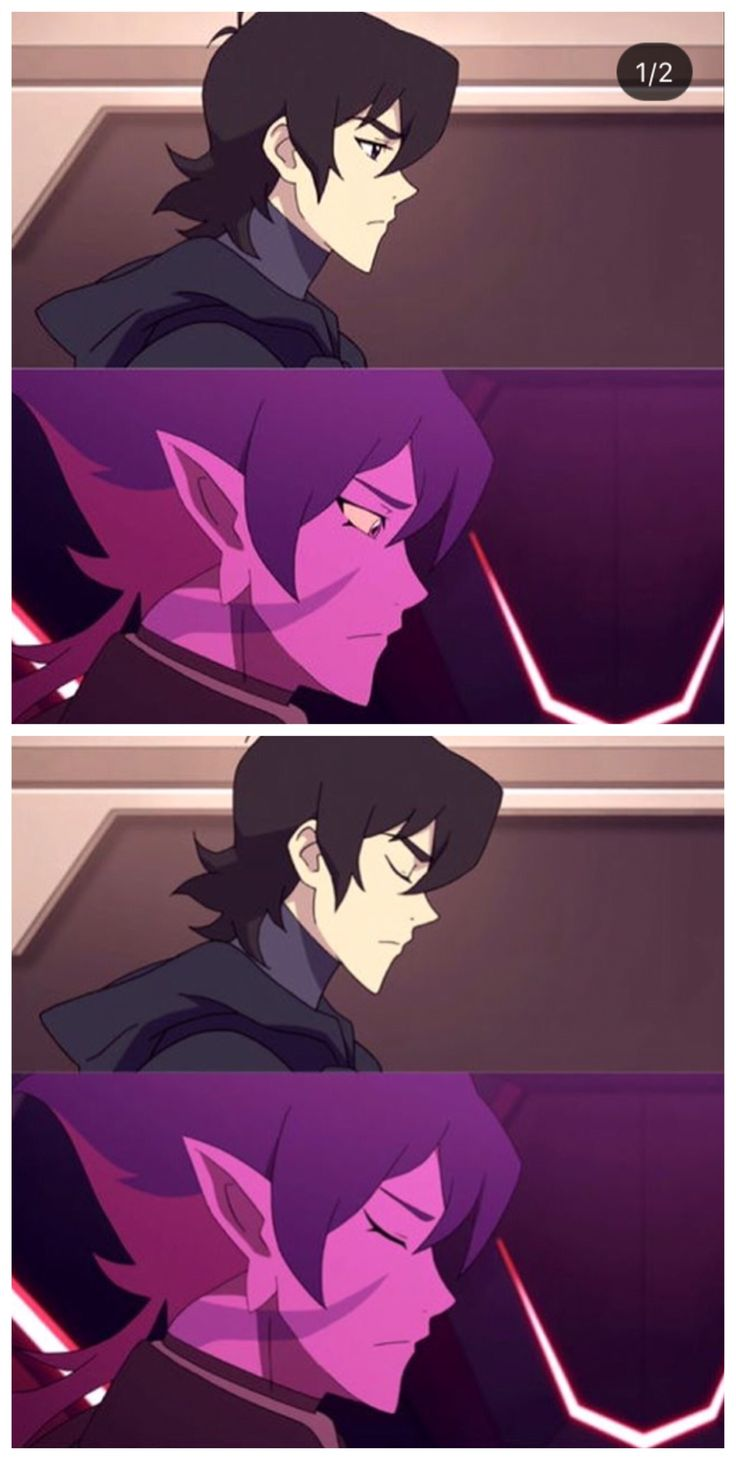 ⚠️SPOILERS⚠️ as SOON as I saw her, I KNEW she was Keith's mom I mean the mullets?? Their faces?? The season was already so good at that point, I thought there was no way they would reveal her identity this season too, but BAM. I'm glad I was wrong.