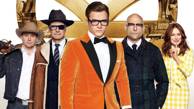 Watch Kingsman 2: The Golden Circle Full Movie Online Streaming Full HD Quality