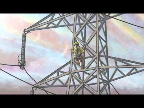Το Ταξίδι της Ηλεκτρικής Ενέργειας -The Journey of Electrical Energy - YouTube