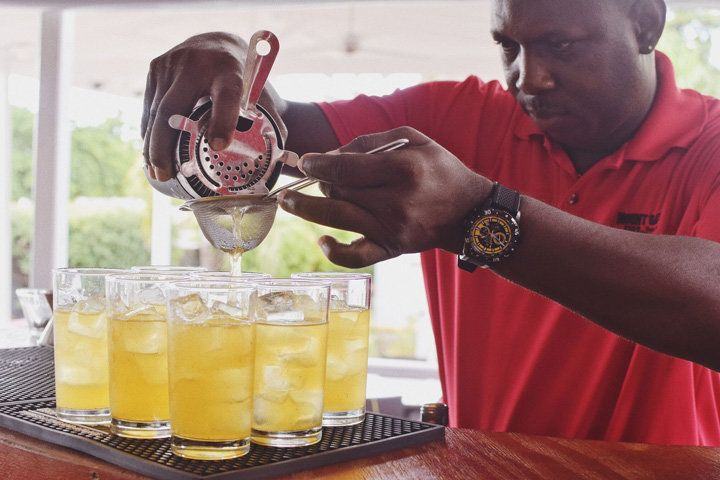 HOW TO DRINK RUM IN BARBADOS