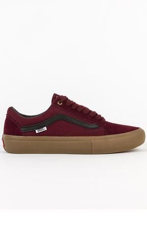 Vans Old Skool Pro Port Royal Gum