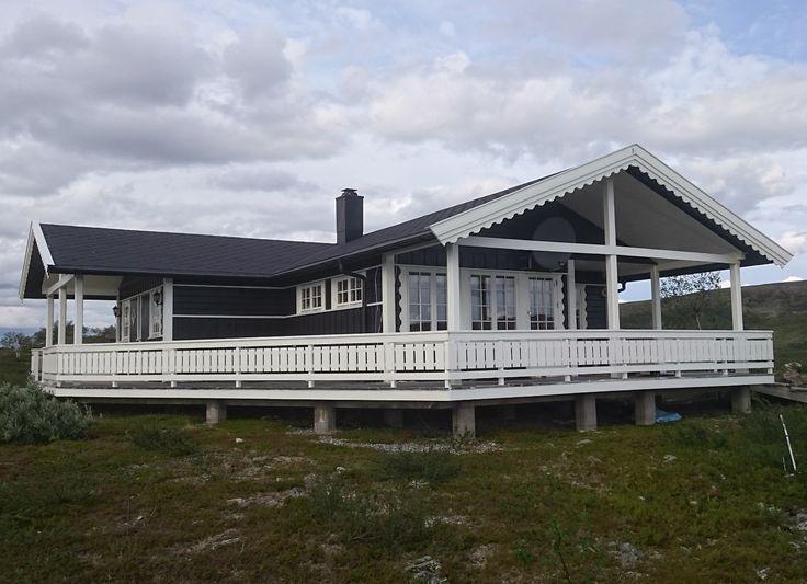 FINN – Hytte i Jotka til salgs.