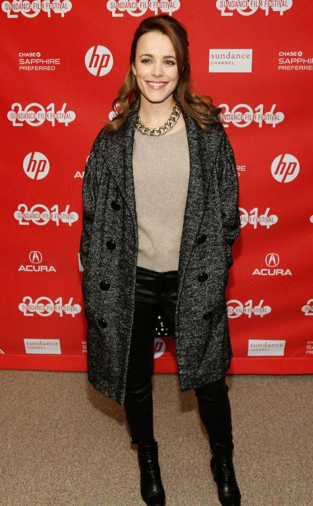 Rachel McAdams @ Sundance 2014