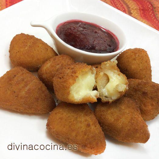 Queso frito » Divina CocinaRecetas fáciles, cocina andaluza y del mundo. » Divina Cocina