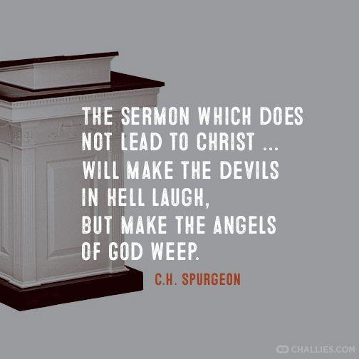 The Sermon Addressed Essay Sample