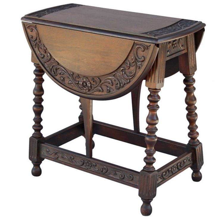 17 Best Images About Gate Leg Table On Pinterest