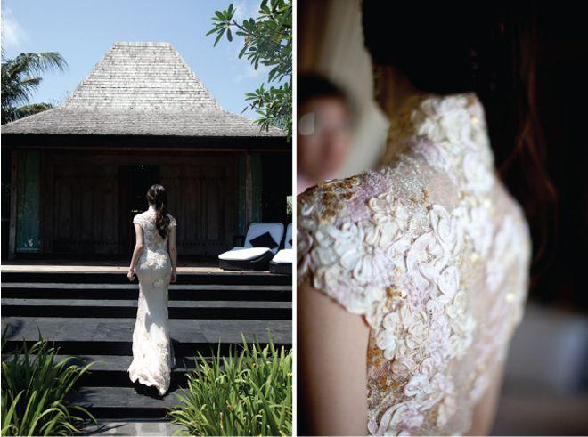 Wedding dress makers bali