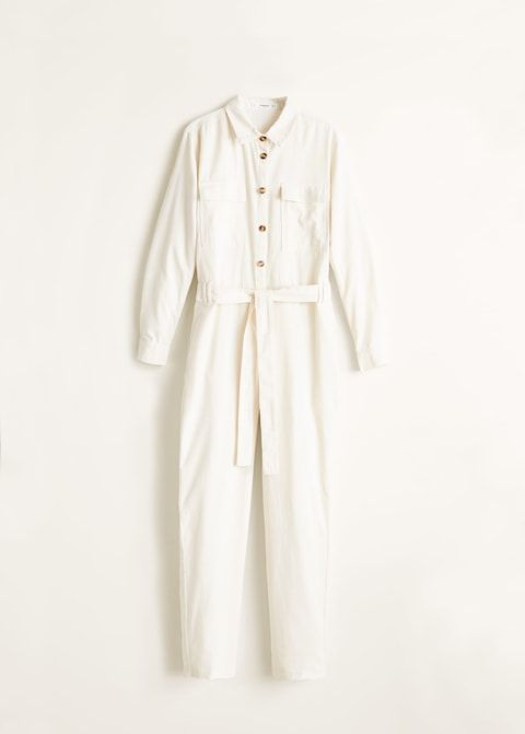 d87b98a7651d Lång jumpsuit bomull - Damer | What to wear? | Long jumpsuits, Fashion och  Jumpsuit