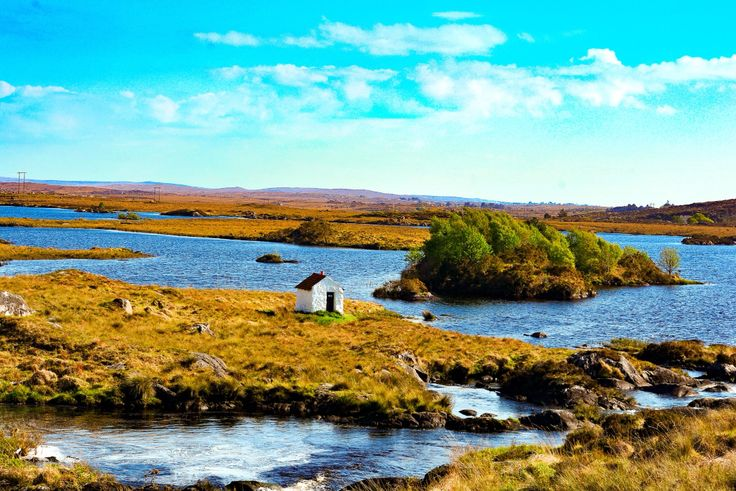 Screebe co Galway