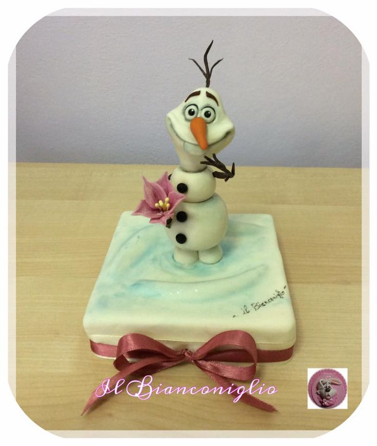 Cake Art Quito : 215 best images about Cakes - Frozen on Pinterest