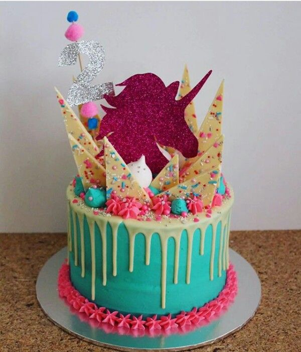 25+ Best Ideas About Unique Birthday Cakes On Pinterest