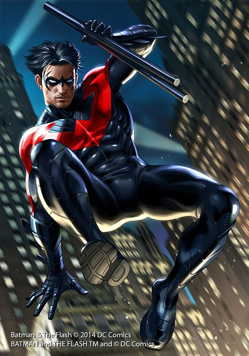nightwing_by_junaidi-d7xoec5
