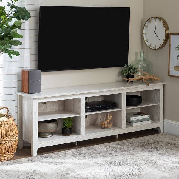Overstock Com Online Shopping Bedding Furniture Electronics Jewelry Clothing More In 2021 Living Room Furniture 70 Inch Tv Stand Tv Stand Decor