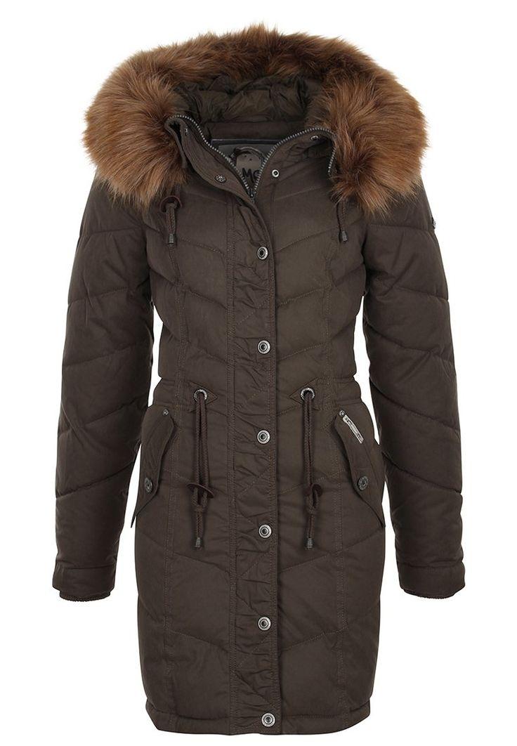 myMo Płaszcz zimowy oliv 1,089.00zł #moda #fashion #women #kobieta #mymo #płaszcz #zimowy #damski #winter #coat #oliv #oliwkowy #długi #damski