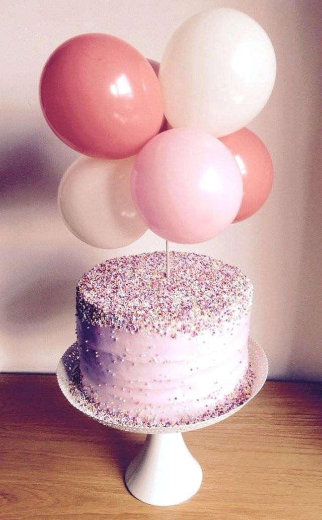 32+ Pretty Photo of Cute Birthday Cakes | Birthday Cake