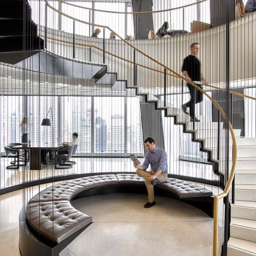 In a transformational design and fit-out over 25 floors, Condé Nast's new headquarters celebrates the media company's diverse brands while helping...